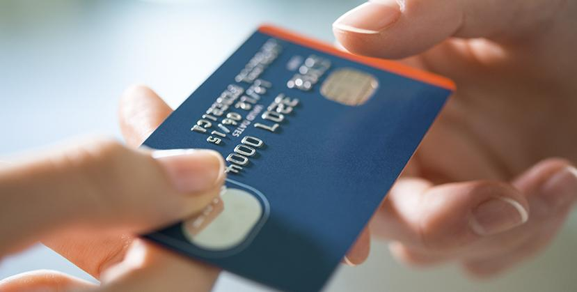 Credit cards can be a way to build a strong credit history